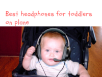best headphones for toddlers on plane