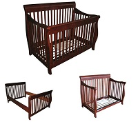Best Cribs for Grandparents House