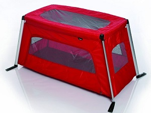 Phil & Teds Traveller light weight Crib Review